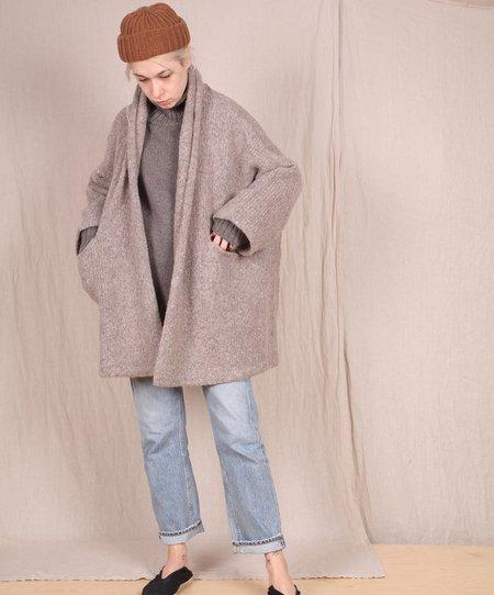 Atelier Delphine Haori Sweater Coat - Deer