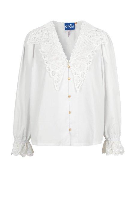 CRĀS Vilma Shirt - White