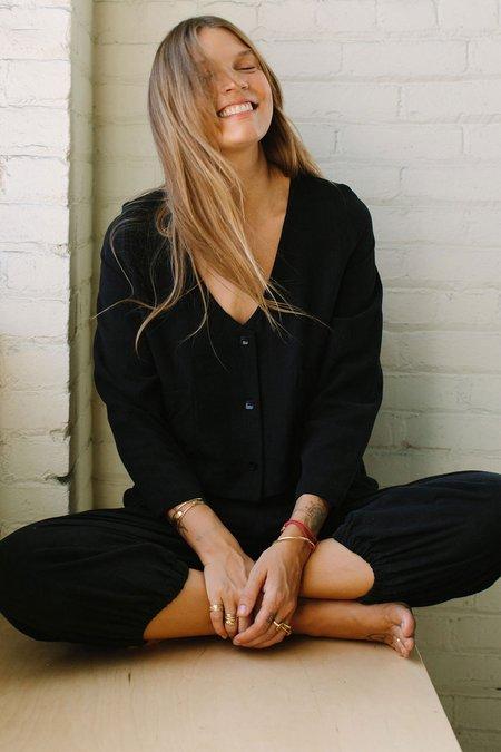 Rachel Pally Kora Top - Black