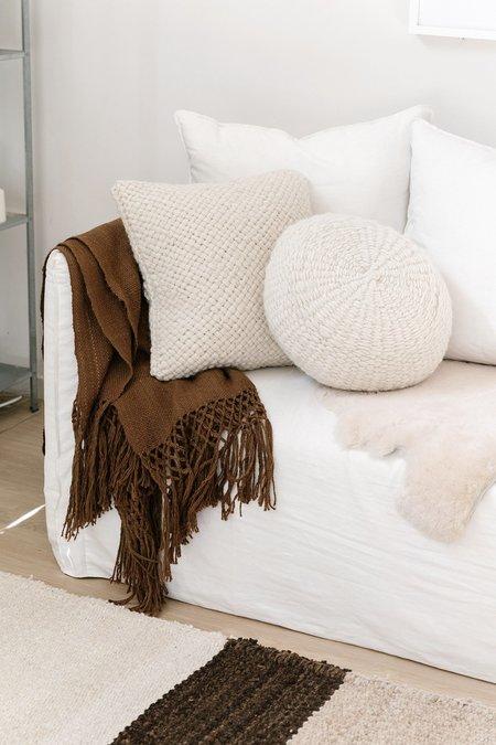 Pampa Monte Cushion #4 - Natural