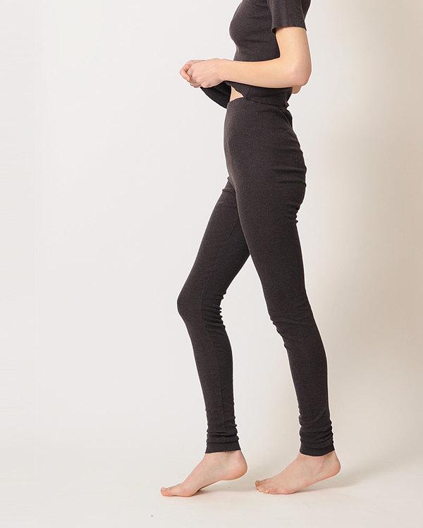 Lauren Manoogian Cashmere Rib Legging