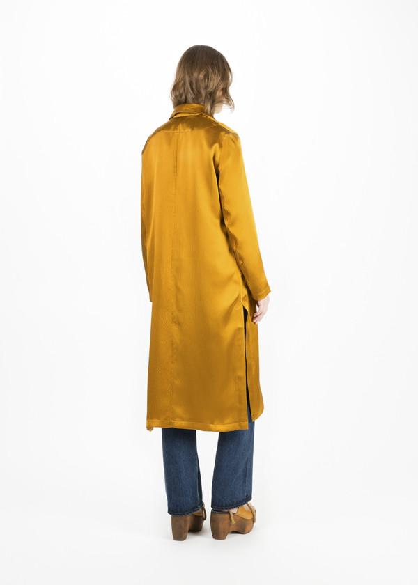 Simon Miller Oro Silk Coat