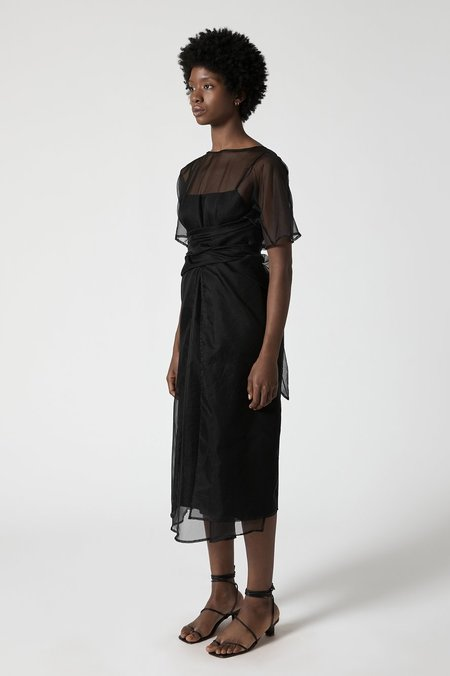 Shaina Mote Gia Dress - Onyx