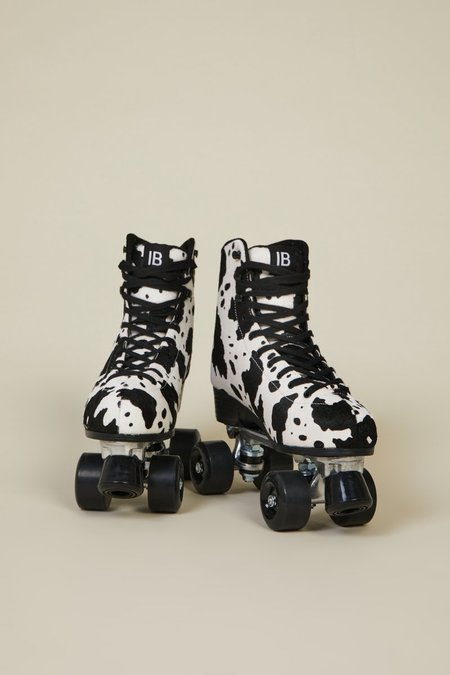 """""""INTENTIONALLY __________."""" WHIP IT SKATE MENS shoes - Black Moo"""