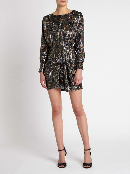 IRO Moseny Dress - Black