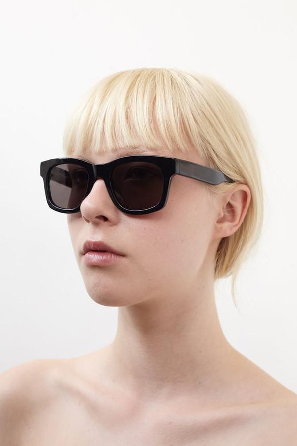 Sun Buddies Acetate Bibi Sunglasses - Black