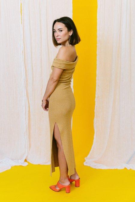 Paloma Wool Quepam Dress - Peach