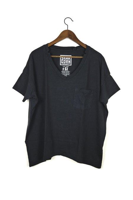 Skargorn #61 Short Sleeve Tee - Black Wash