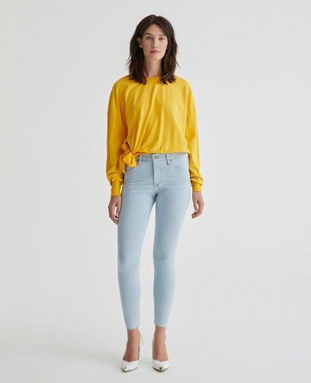 AG Jeans Farrah Skinny Jean - 27 YEARS SHINING