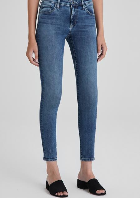 AG Jeans Legging Ankle Jeans - Mastic