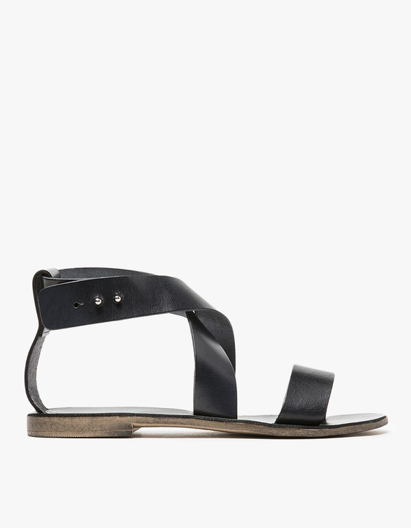 Intentionally Blank RIVE Sandal Black