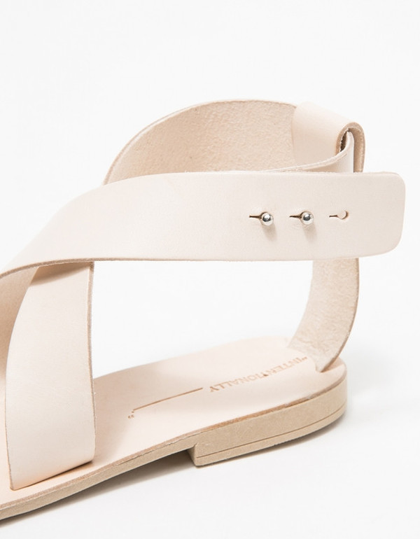 Intentionally Blank RIVE Sandal Natural