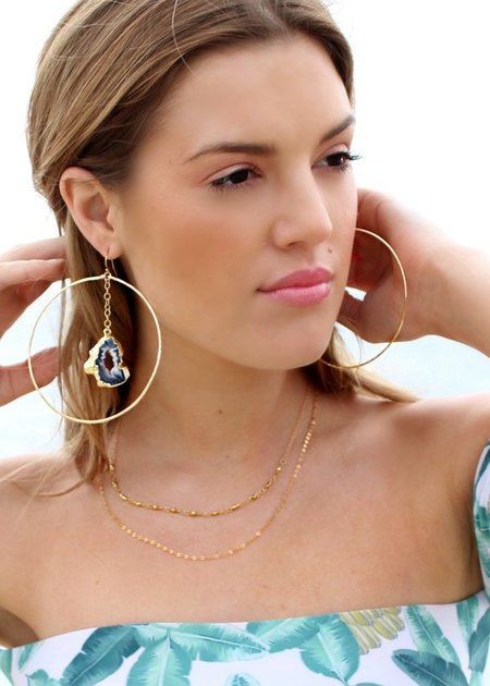 Jessica Matrasko Sunrise Earrings