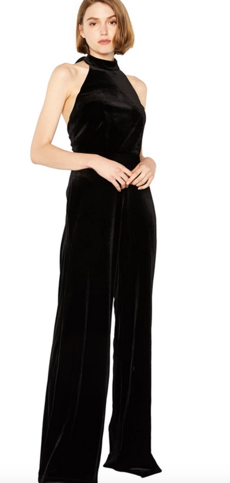 Misa Los Angeles Xandra Jumpsuit - Black