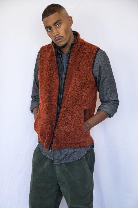 Parliament Homecore Fleece Vest