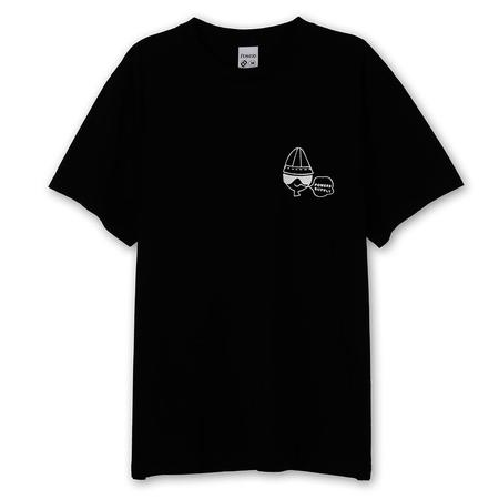 Powers PS Collage Tee shirt - Black