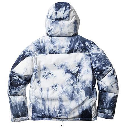 Liberaiders Mountain Range Down Jacket III - Tie Dye