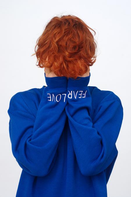 Vender Love vs Fear sweatshirt