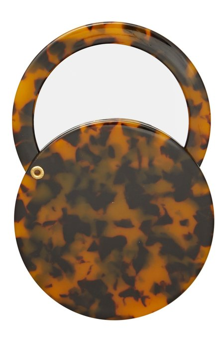 Machete Circle Mirror - Classic Tortoise