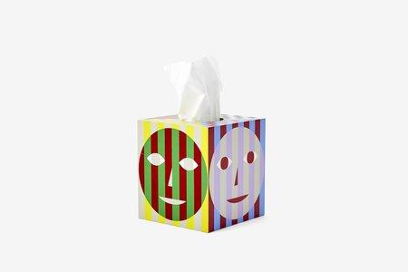dusen dusen everybody tissue box - Multi