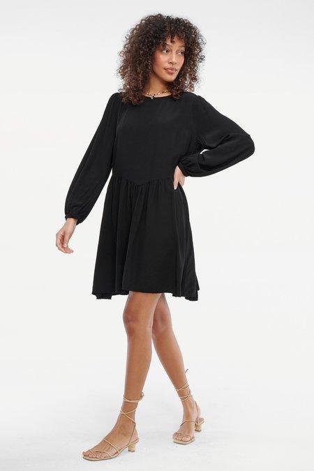 Lacausa Miro Dress - Tar