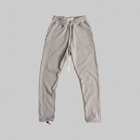 Reborn Garments Adjustable Sweatpant - Grey
