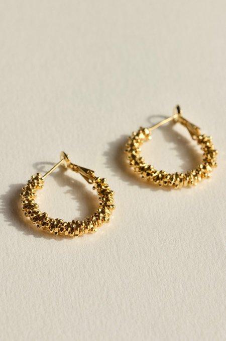BRIE LEON The Zoe Stack Hoop Earrings