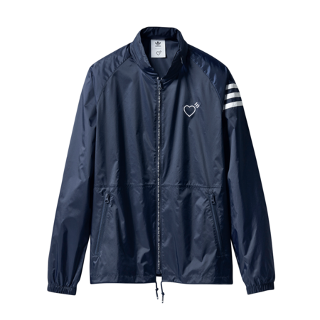 adidas x Human Made Windbreaker jacket - Collegiate Navy