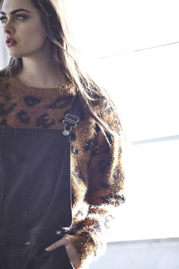 Callahan Leopard Everyday Sweater