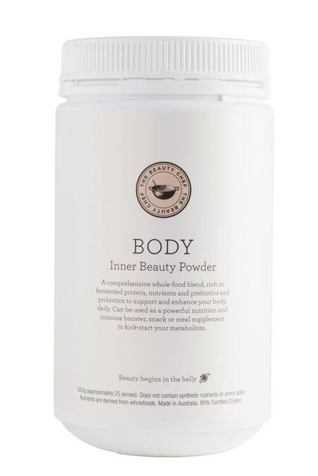 The Beauty Chef Inner Beauty Powder with Hemp - Chocolate