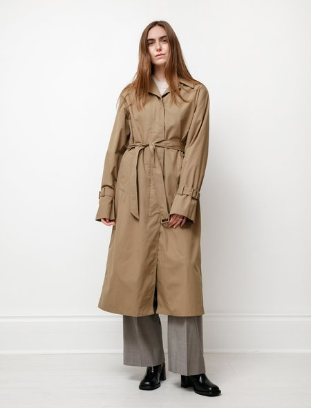 Our Legacy Gust Tech Coat - Light Olive