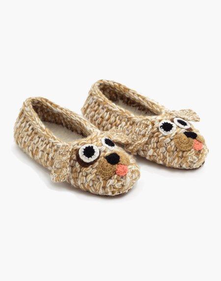 Kids Ariana Bohling Ballerina Dog Shoes
