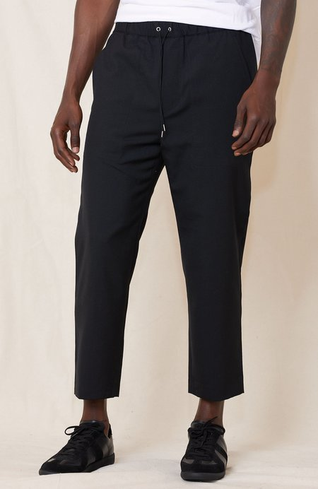OAMC Virgin Wool Drawcord Trousers