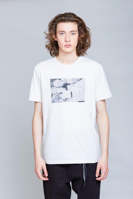 ANT/BODIES Block Top - Vintage White