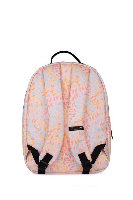 The Pack Society BRUSH CLASSIC BACKPACK - MULTICOLOR