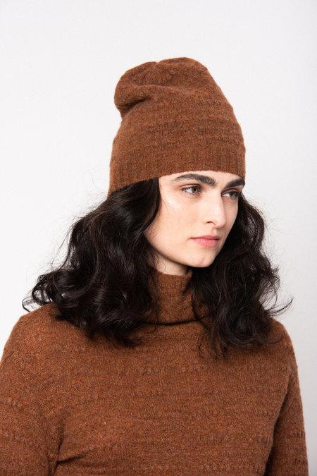 Unisex Ros Duke SLUB HAT - Tobacco