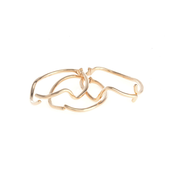 Shahla Karimi Subway Series Cuff - Set of 3 (also sold individually)