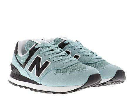 New Balance 574 Sneakers - Light Blue