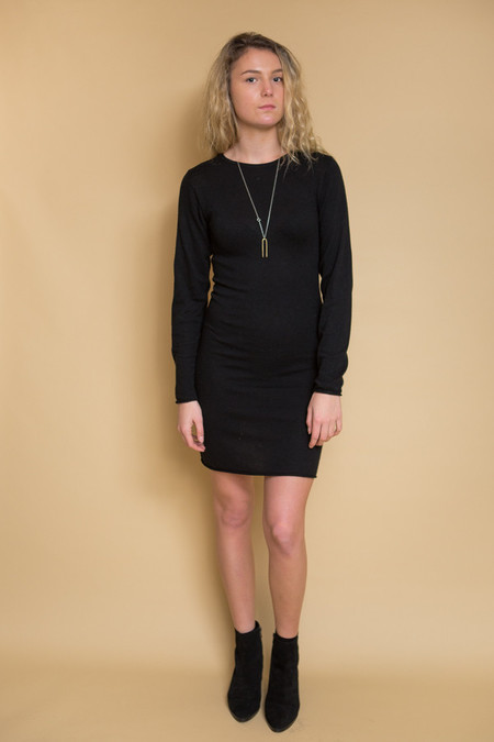 Callahan Crewneck Bodycon Dress