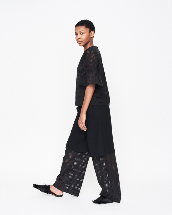 William Okpo DOUBLE LAYER PANT