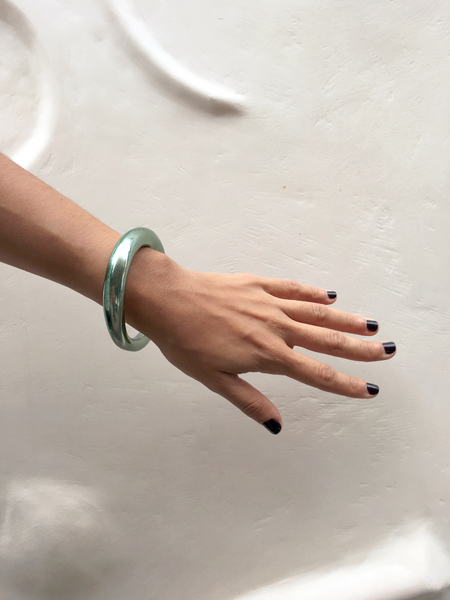 Julie Thevenot VOLUMA BANGLE #8 - MINT