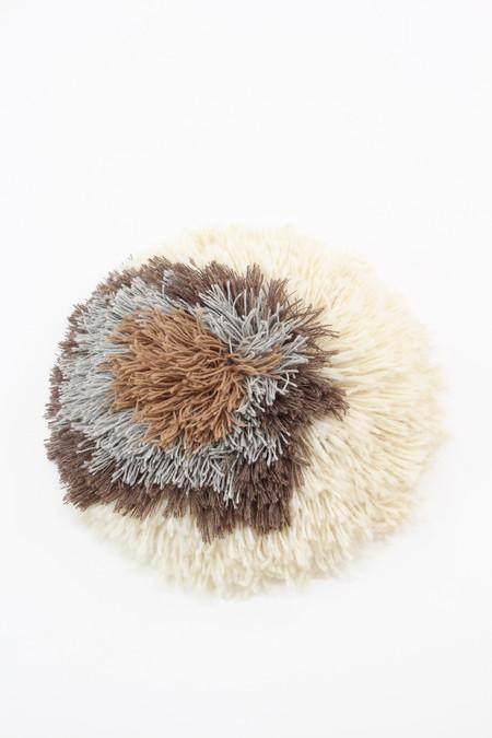 Artist Alpaca Handmade Fringe Pillows A1