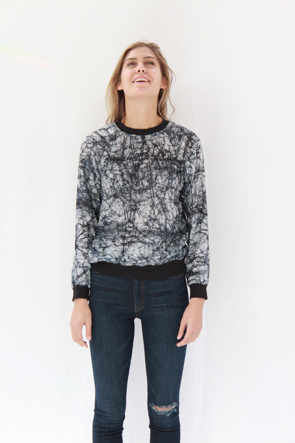 Osei Duro Rapt Sweatshirt Icebreak