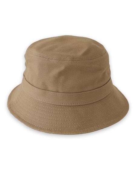 Corridor 12oz Duck Bucket Hat - Dark Khaki