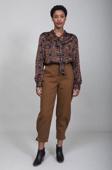 Rachel Comey Transit Pant - Chestnut