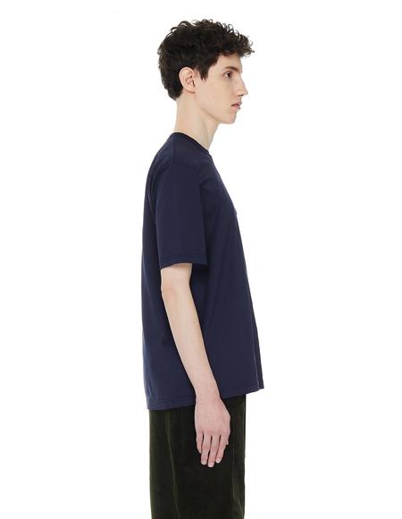 Junya Watanabe Navy Campagnolo Patch T-Shirt