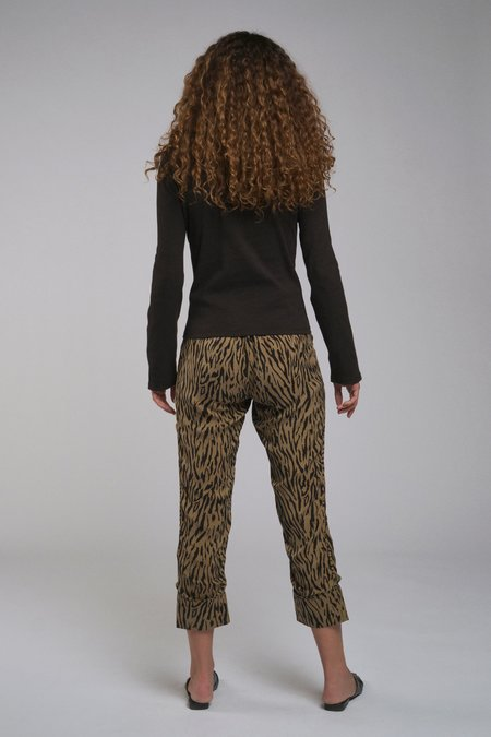 Maria Stanley Kheller Trouser - Tigre