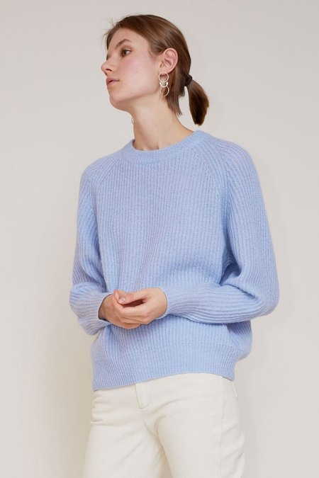 No.6 Darwin Sweater - Sky