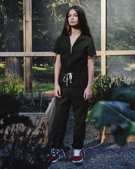 Nahanni Arntzen Menlo jumpsuit - Olive