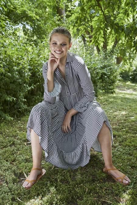 Billie Rose Helsinki Check Dress